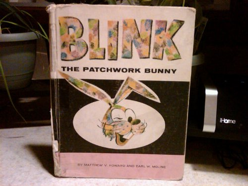 - Blink the Patchwork Bunny