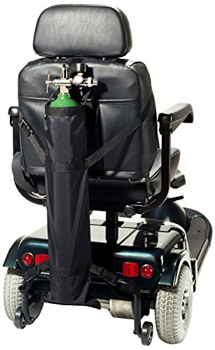 - AdirMed Oxygen Cylinder Bag for Scooters (D & E Cylinders)