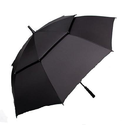 7b3361035cbc Amazon.com : Large Straight Bar Golf Umbrella Twin-layer Business ...