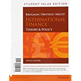 International Finance: Theory and Policy, Student Value Edition Plus NEW MyLab Economics with Pearson eText (1-semester access) -- Access Card Package (10th Edition) (Pearson Series in Economics)