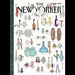The New Yorker, June 28th, 2010 (Calvin Tomkins, Anthony Lane, Nancy Franklin)