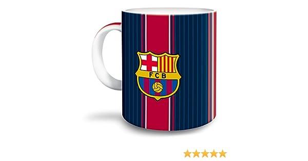 8c1c86da1fff4  FC Barcelona Taza de café Escudo Azul de Rojo Barca Porcelana Taza Fan  Artículo.  Amazon.es  Deportes y aire libre