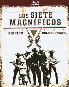 Los 7 Magníficos - Edición Coleccionista [Blu-ray]