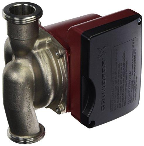 Circulator Pump, 1/12 HP, 115 V, 0.75 Amps -  Grundfos, 59896775