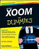 Motorola XOOM for Dummies, Andy Rathbone, 1118088352