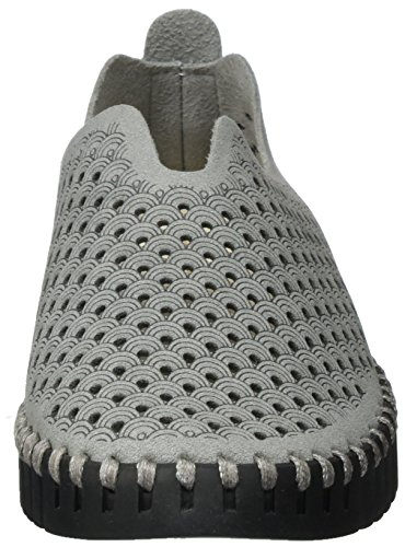 Ilse Jacobsen Damen Slip-in Sneaker Grau (Grau)