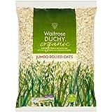 Organic Jumbo Rolled Oats Waitrose 1kg
