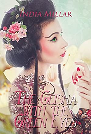 Geisha With Green Eyes