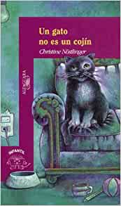 Un gato no es un cojin (Osito/Little Bear) (Spanish Edition): Christine Nostlinger: 9789681905484: Amazon.com: Books
