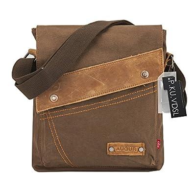 175bed138a on sale Canvas Messenger Bag