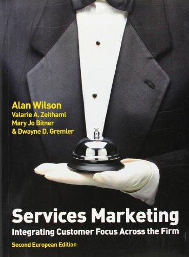 zeithaml services marketing - 4