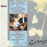 The Arnold Dolmetsch Years, Programme 6
