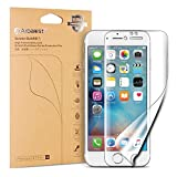 iPhone 6 Plus Screen Protector [Not Tempered Glass], Arbalest Soft Flexible Clear Film Full Coverage Protection for Iphone 6 Plus - Easy Installation and Bubble Free [2-PACK]
