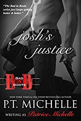 Josh's Justice: Book 4 (Bad in Boots)