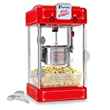 Bullseye Popcorn machine 2.5oz Mini Popper RED