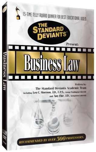 Standard Deviants: Business Law