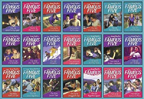 Famous Five 21 copy box set INDIA pdf