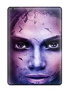 Excellent Design Female Celebrity Phone Case For Ipad Air Premium Tpu Case