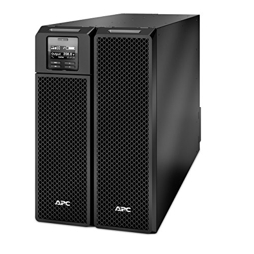 APC SRT8KXLT Leak Proof UPS, Rack-Mountable/External, Black Apc Ups Bypass