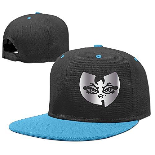 Price comparison product image Kids French Vanilla Ice Cream Fl Platinum Style Hip-Hop Baseball Cap RoyalBlue