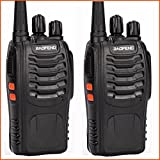 Generic 2pcs/lot mini portable radio two way bf-888s cb radio talkie walkie