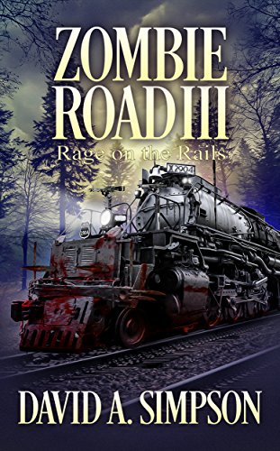 Zombie Road III: Rage on the Rails cover