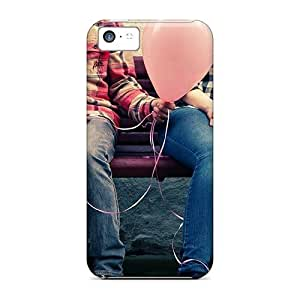 Premium I Have A Crush On You Back Cover Snap On Case For Iphone 5c