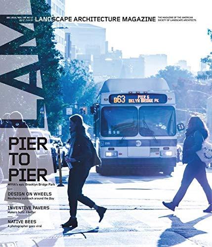 Large Product Image of Landscape Architecture Magazine