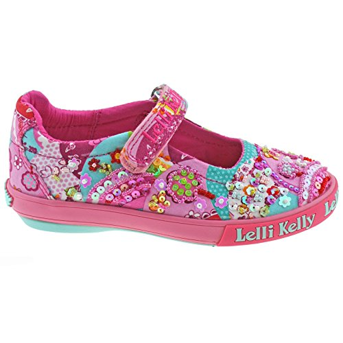 Kelly UK LK5056 11 Shoes BX02 29 Multi Patchwork Lelli Dolly q8wCdzS5