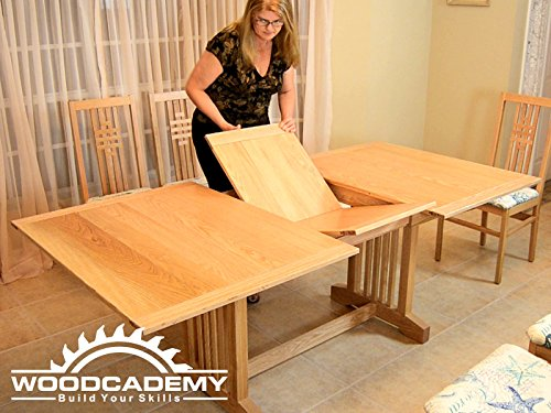 (Butterfly Leaf Dining Table Pt1)