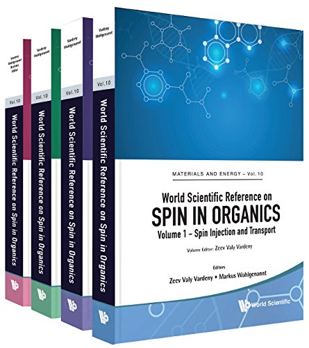 World Scientific Reference on Spin in Organics (in 4 Volumes): 10