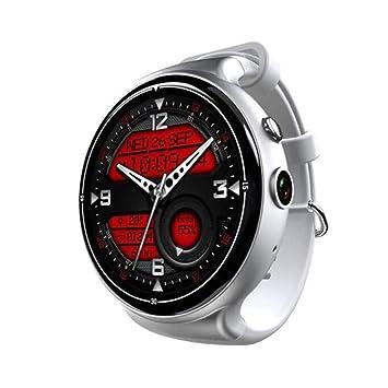 FKYHU Rastreador de Ejercicios Smart Watch 2G + 16G Memoria Cámara ...