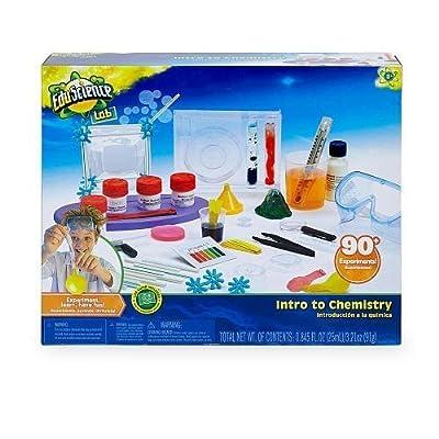 Edu Science Lab Intro to Chemistry STEM Set: Toys & Games