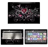 Decalrus - Protective Decal Skin Sticker for HP ENVY 17M AE011DX (17.3'' Screen) case cover wrap HPenvy17_ae011dx-69