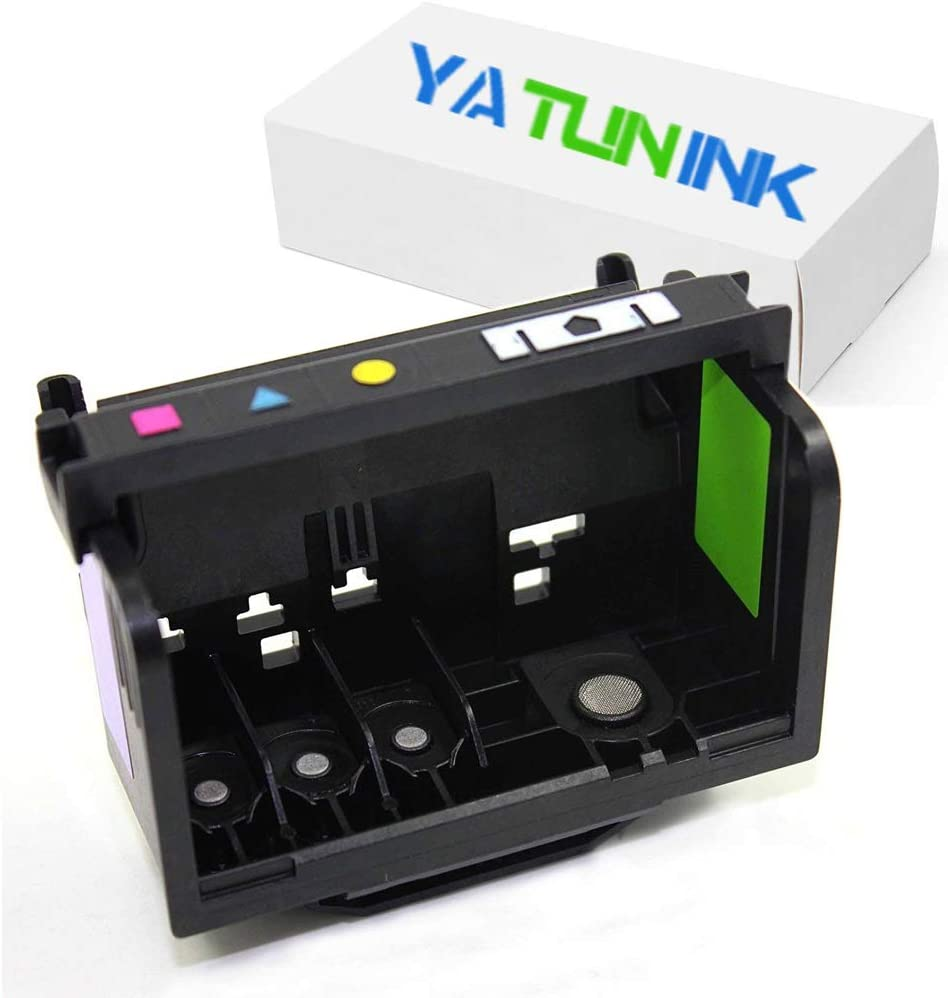 YATUNINK Premium Remanufactrured Printhead Replacement for HP 564 4-Slot Printhead for Photosmart B110a B210a B109a C410a C510a D5460 Printer (1Pack)