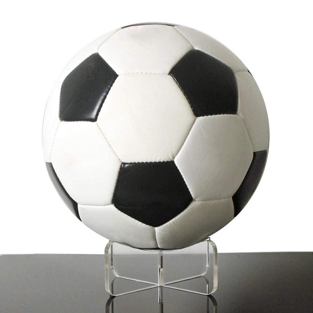 Soporte acrílico para balones de fútbol, Baloncesto, Voleibol ...