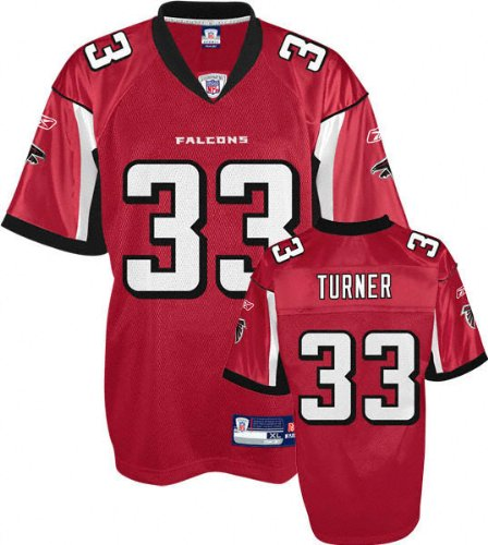 Falcon Tackle (Atlanta Falcons Michael Turner Toddler Reebok Replica Jersey (2T Toddler))