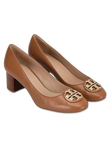 281d386c9 Tory Burch Janey 85MM Pump Women s Leather Heel Shoes (8