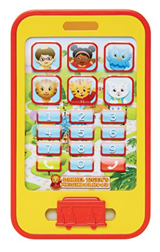Daniel Tiger's Neighborhood Cell Phone Toy]()