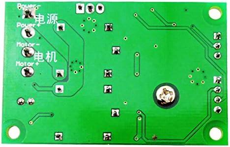 PWM DC 3A 6V 12V 24V 28V Motor Speed Control Switch Controller SP