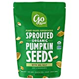 Cheap Go Raw Sprouted Pumpkin Seeds, 1 Pound Bag