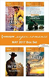 Harlequin Superromance May 2017 Box Set: The Fireman's Son\His Last Rodeo\Famous in a Small Town\Stranded with the Captain
