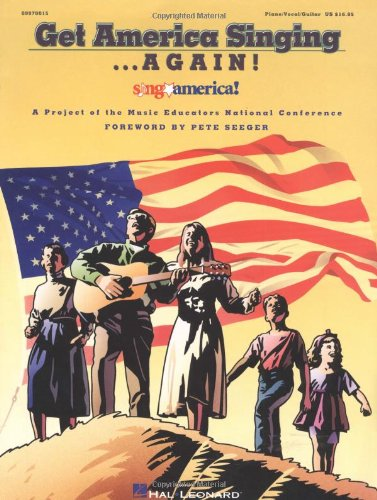 America Beautiful Piano Sheet Music (Get America Singing.Again! Vol. 1 (Piano/Vocal/Guitar) (A Project of the Music Educators National Conference))