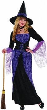 Christy`s 996224 - Disfraz de bruja para mujer (adulto): Amazon.es ...