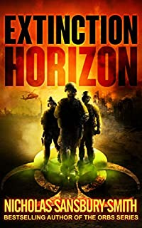 Extinction Horizon by Nicholas Sansbury Smith ebook deal
