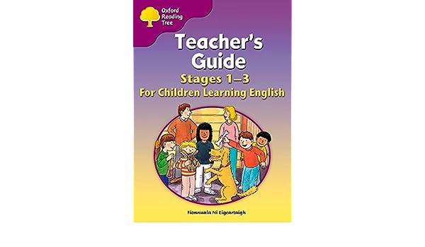 Oxford Reading Tree: Levels 1-3: Teacher's Guide for Children ...
