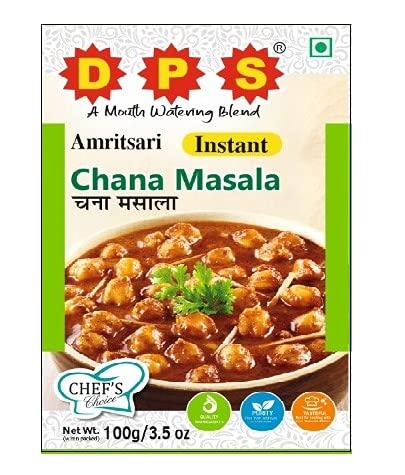 DPS Punjabi Chana Masala,100g (Pack of 3)