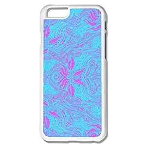 YY-ONE Stylish Purple Pattern IPhone 6 Case For Family
