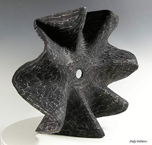 Wood Sculpture Art - Dark Nebula