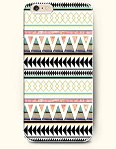 SevenArc Aztec Indian Chevron Zigzag Pattern Hard Case for Apple iPhone 6 Plus 5.5' (2014) ( Classic And Stylish...
